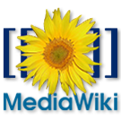 File:MediaWiki logo without tagline.png