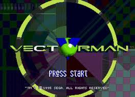 Vectorman logo