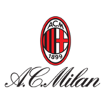 AC Milan logo (with wordmark)
