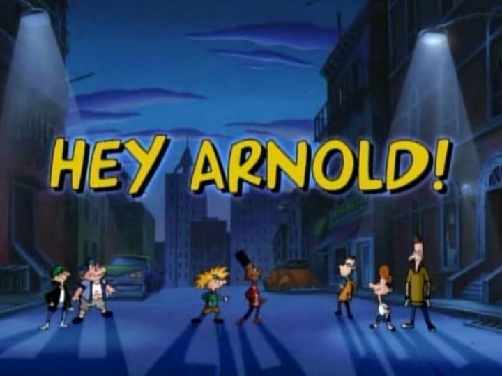 Hey Arnold! | Logopedia | FANDOM powered by Wikia