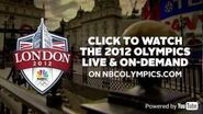 NBC Sports' The 30th Summer Olympic Games' Live And On-Demand Video Promo From July 2012