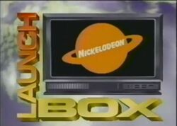 Nickelodeon Launch Box