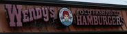 Wendy's Logo on Roof 2