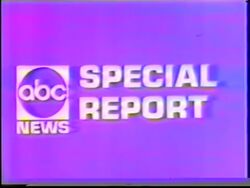 ABC News Special Report (1968)