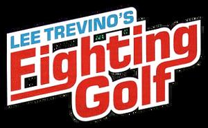 Lee Trevino s Fighting Golf Logo