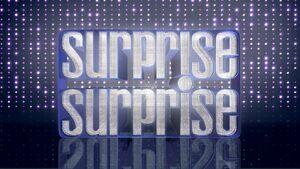 Surprise Surprise 2015 logo