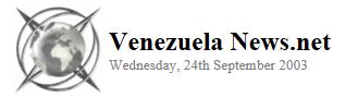 Venezuela News.Net 2003