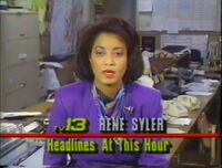 WVTM-TV 13 Headlines at this Hour with Rene Syler