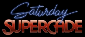 Saturday Supercade logo