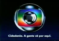 Globo Cidadania A gente vê por aqui logo 2004