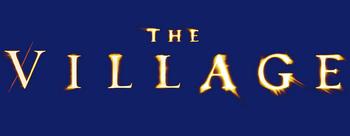 The-village-movie-logo