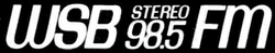 WSB FM Atlanta 1974
