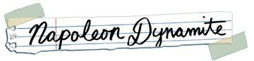 Napoeon dynamite logo