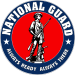 National Guard Logo svg