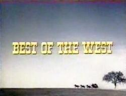 Best of the westlogo