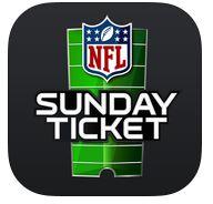 NFL Sunday Ticket app icon