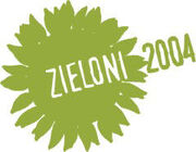 Zieloni 2004 logo