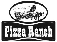 Old Pizza Ranch Logo
