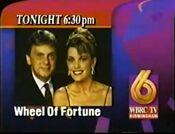 WBRC Wheel of Fortune 1992