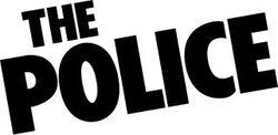 The police logo