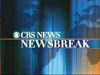 CBS Newsbreak 2000