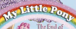 File:My Little Pony first logo.png