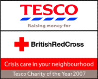 Tesco Charity of the Year 2007