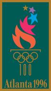 1996 Summer Olympics logo