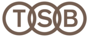 TSB logo bronze