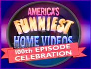 America's Funniest Home Videos 100th Episode Celebration