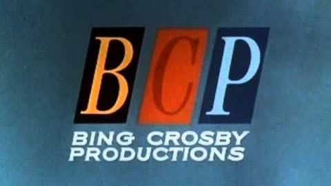 Bing Crosby Productions logo (1964-B)