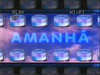 Vídeo Show Promos 2001 Tomorrow