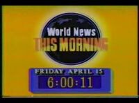 World News This Morning 1983