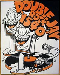 DoubleJay Poster