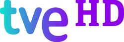 TVE HD logo 2009