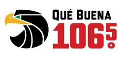 KLNV Que Buena 106.5