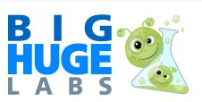 Big huge labs logo