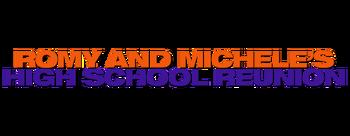 Romy-and-micheles-high-school-reunion-movie-logo