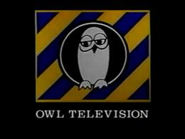The 1992-1994 Owl Television logo