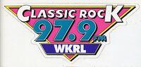 WKRL 97.9 Classic Rock