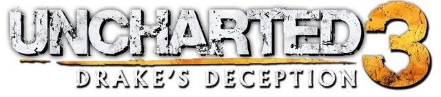 File:Uncharted 3 Drake's Deception Logo.jpg
