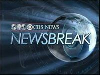 CBS Newsbreak 2009