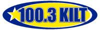 100.3 KILT logo