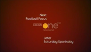BBC One Scotland Halloween Coming up Next bumper