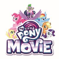 My Little Pony Movie Logo 2017