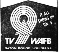 WAFB logo early 1977