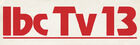 Ibc tv 13 logo 1990 by jadxx0223-dalb0zz