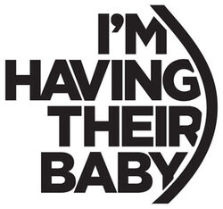 Having their baby