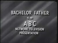 ABC Television Network (Bachelor Father)