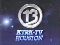 KTRK Channel 13 Eyewitness News Tonight Intro 10 17 90